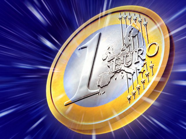 Euro beats US dollar as world's most used currency, SWIFT says
