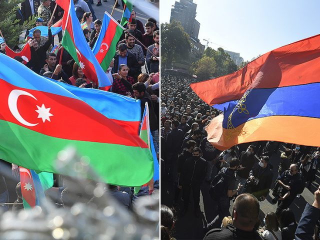 America no longer 'a neighbor to every country on Earth' — surprise Armenia/Azerbaijan peace deal evidence of changing world order
