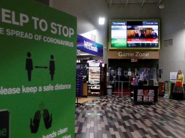 Boris Johnson announces new 4-week England lockdown – all pubs, restaurants & 'non-essential' shops to shut down