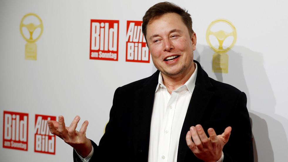 boss Elon Musk