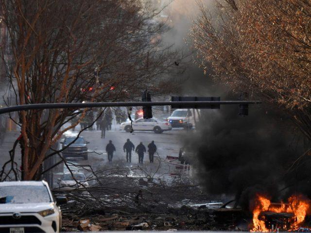 Huge explosion wakens Nashville, Tennessee on Christmas morning (VIDEOS)