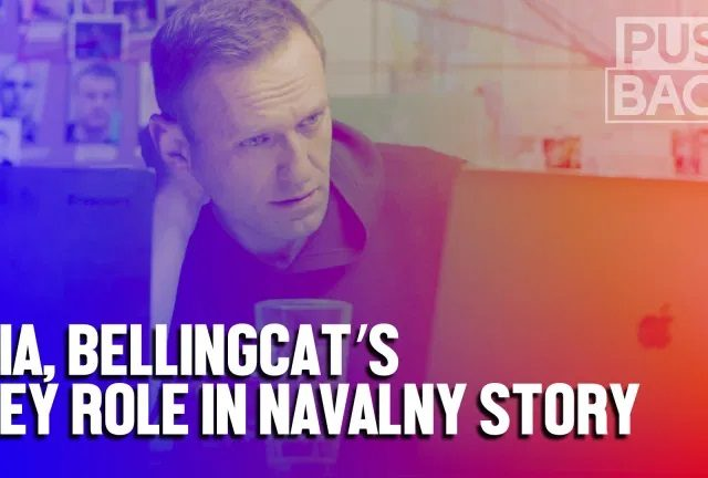 Navalny poisoning: CIA, MI6, 'discredited' state-funded Bellingcat play key role in accusing Russia