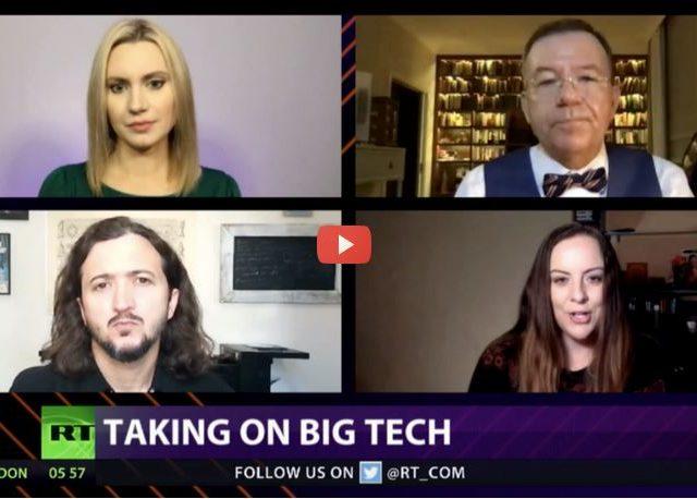 CrossTalk, QUARANTINE EDITION: Taking on big tech