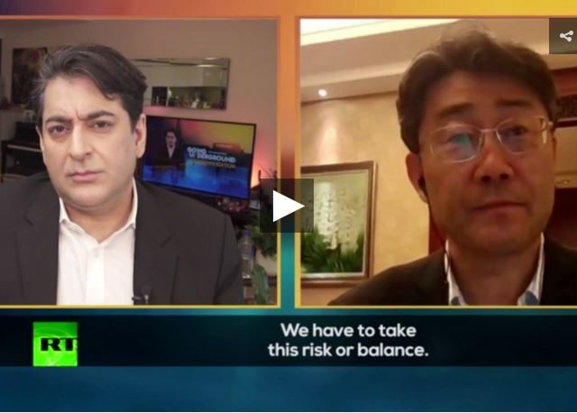 China's CDC director on country's coronavirus response, vaccine safety & the West's mistakes