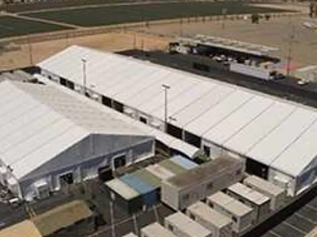 US Border Police Ramp Up Migrant Youth Detention Center Construction on Last-Minute Trump Contract