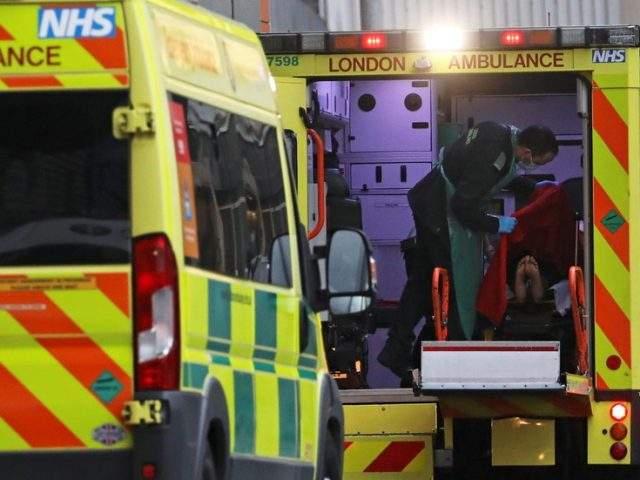 Next few weeks will be 'worst' of the pandemic despite national lockdown, England's chief medical officer warns