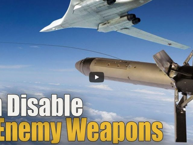 Russia Develop a Jammer Missile and electronic warfare complex
