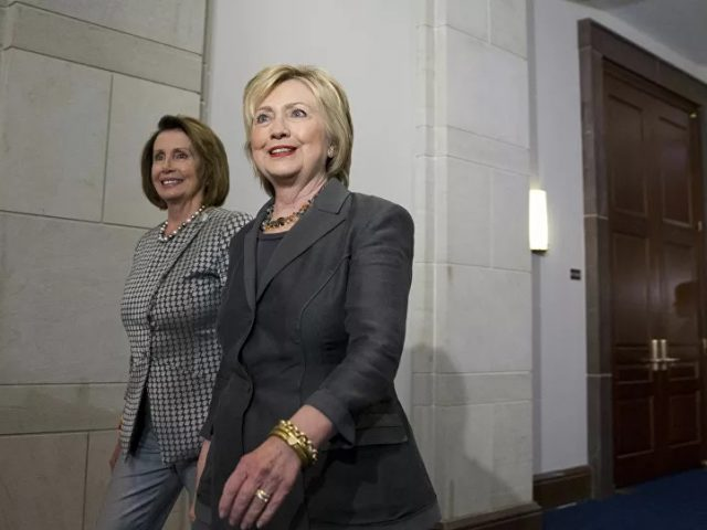 Why Clinton & Pelosi's Plan to Blame Russia for US Capitol Riots Will Never Fly