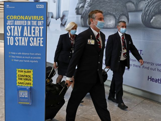 Covid clampdown: UK closing ALL travel corridors in bid to block new virus variants arriving from overseas