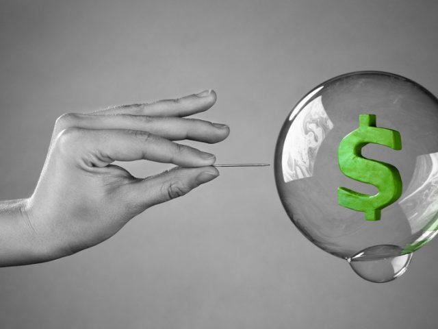US stock market bubble may pop soon after Wall Street's coronavirus bonanza, Bank of America warns