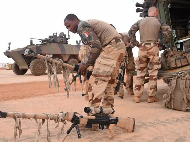 Elysee Palace Reports Deaths of 2 More French Troops in Mali
