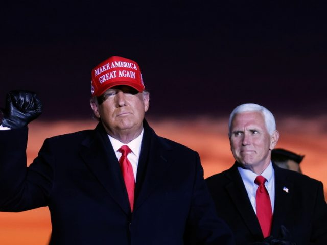 Ahead of Electoral College certification, Trump sets off critics by citing Pence's 'power' to 'reject fraudulent electors'