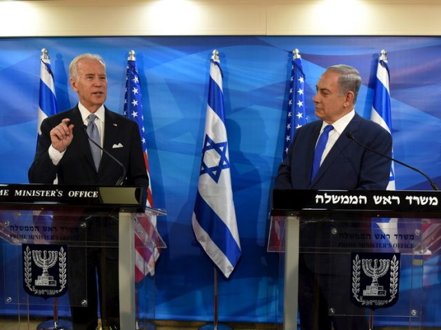 Israeli PM Netanyahu says he had 'friendly and warm' call with US president Biden