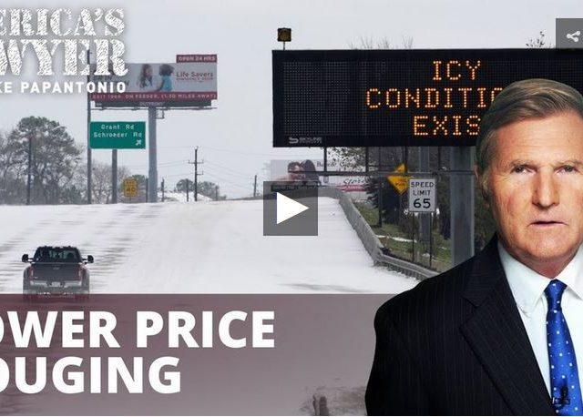 Texas residents billed thousands despite blackouts