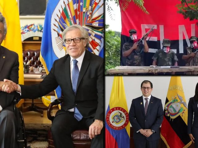 US, OAS, Colombia try to steal Ecuador's election from popular socialist candidate, while spreading fake news