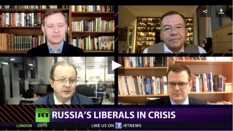 It is an article of faith that Russia's liberals do not back Vladimir Putin. Up until now, Russia's liberals have been enchanted with the West and so-called Western values. Western ideological wokeism is changing this.