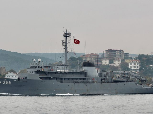 Turkey claims Greek fighter jets shot flare near its research vessel in Aegean Sea amid maritime zones dispute