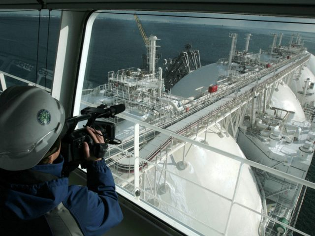 Russia expects to win big from rapidly expanding LNG market