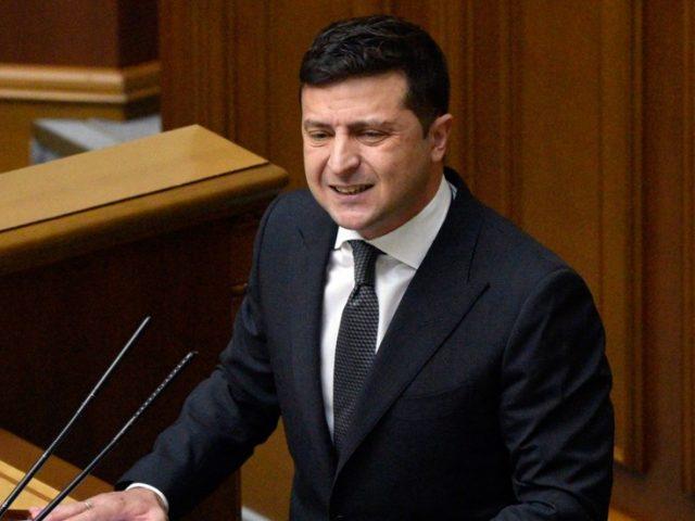 Like Biden banning Fox: Ukraine's embattled president Zelensky cracks down on opposition TV channels, sparking impeachment battle