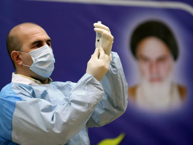 Iran begins immunization campaign with freshly delivered Russian Sputnik V vaccine