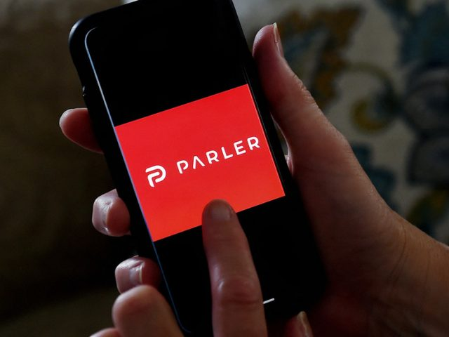 'We will not be canceled': Social media platform Parler RELAUNCHES after being axed by Big Tech following Capitol riots