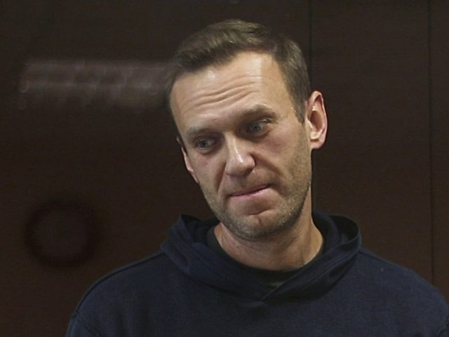 Call from Navalny allies for international pressure to get activist out of prison proves he is a foreign agent, says Kremlin