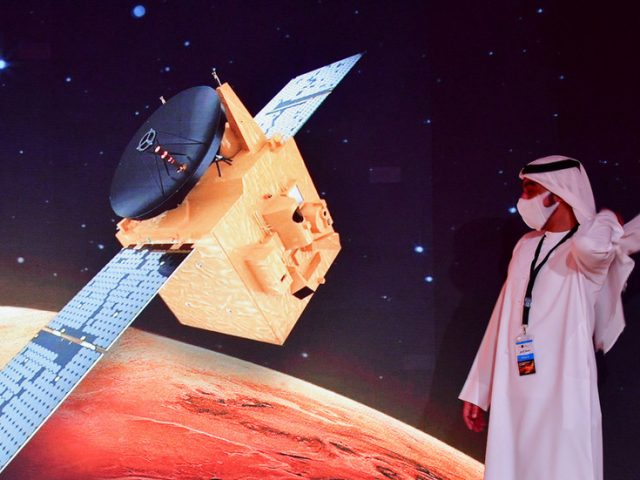 UAE becomes first Arab nation to successfully foray into deep space as Hope probe reaches Mars