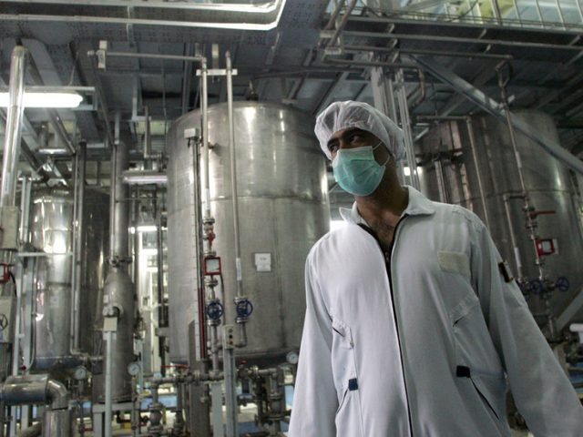 'Grave concern': France, Germany, and UK condemn Iran's uranium metal production as 'key step' in building nukes