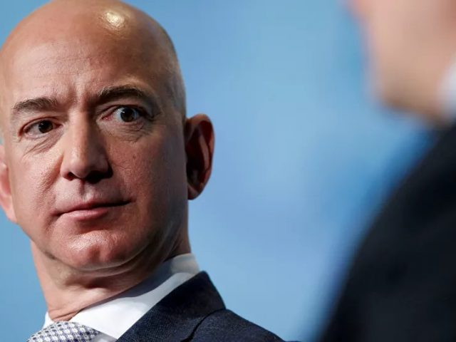 Suggested Washington State Wealth Tax Would Have Jeff Bezos Owe $2Bln a Year