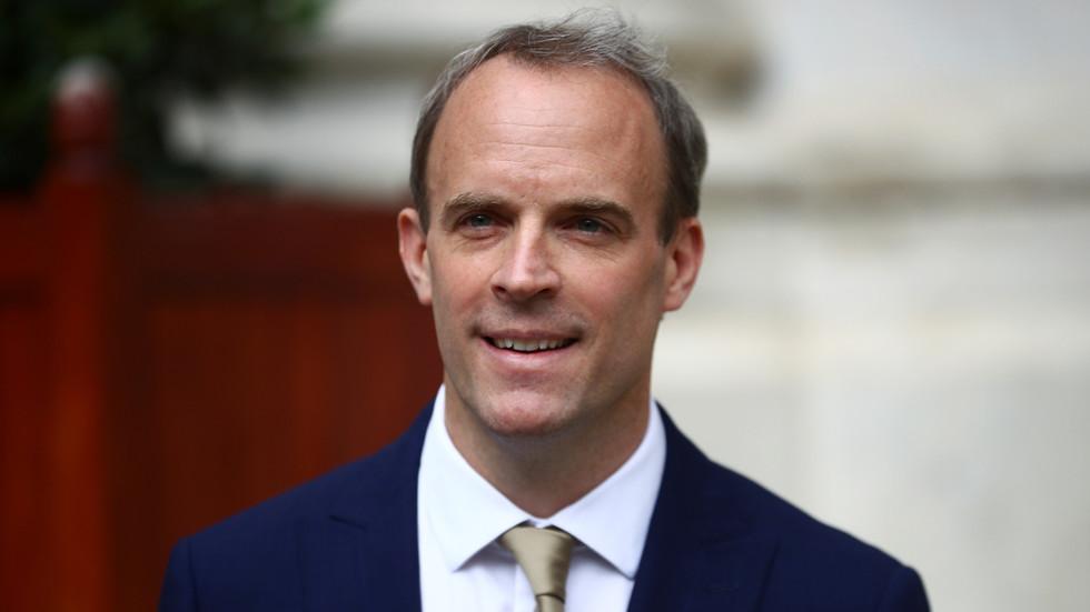 UK Foreign Secretary
