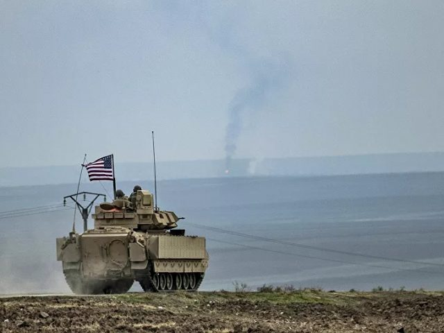 US Forces in Syria Reportedly Bring Convoy of Weapons, Equipment to Oil Field in Deir ez-Zor