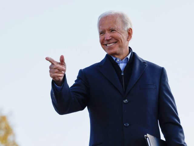 Biden asks Congress to ban 'weapons of war on our streets' as he uses 3rd anniversary of Parkland shooting to demand gun control