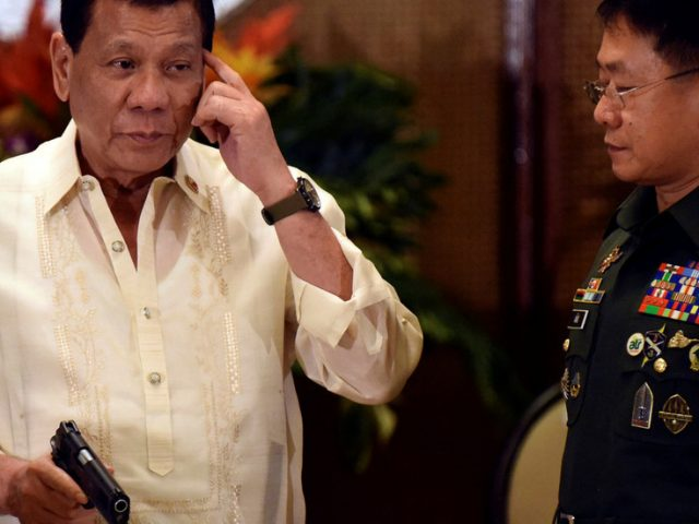 'If you want Visiting Forces Agreement, you have to pay!': Philippines' Duterte signals freebie for US is over