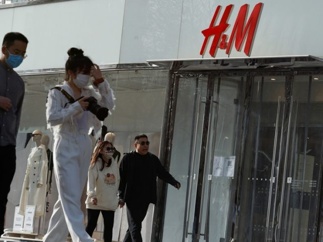 'Dropping stone on own foot': China urges Western brands to avoid politics amid boycott over their rejection of Xinjiang cotton