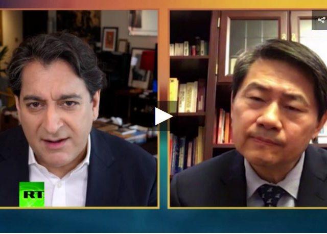 Wang Huiyao: China has lifted 800 MILLION from poverty, Xinjiang accusations are GROUNDLESS