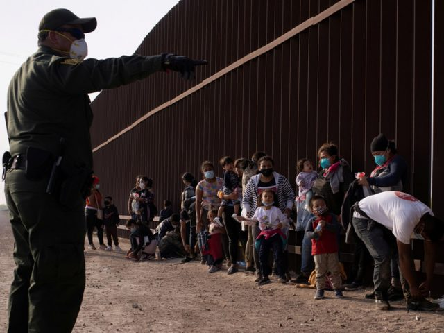 Migrant children held in US custody soar to 14,000 as Biden press secretary accidentally acknowledges border 'crisis'