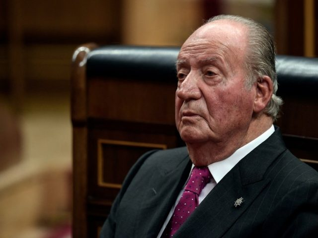 Ex-Spanish King Juan Carlos pays back multi-million euro tax bill amid corruption scandal
