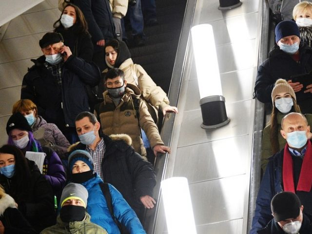 No card, no cash, no problem: Moscow Metro, the busiest subway system in Europe, to introduce 'FacePay' technology by end of 2021