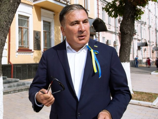 Foreigners refuse to invest in 'fraudulent state' Ukraine because country has 'reputation for scamming' – reform czar Saakashvili