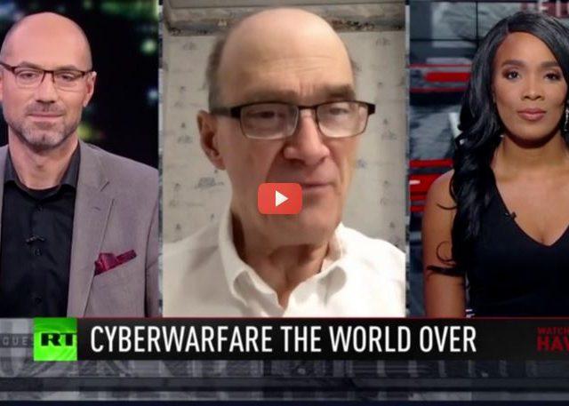The horrors of cyber warfare & the economics of the Covid-19 stimulus