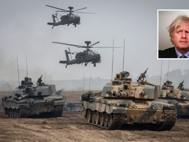 Boris Johnson's military spending boost makes London look aggressive & hostile; new measures play into hands of Moscow hardliners
