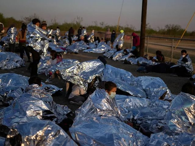 Texas Governor Says Conditions at Federal Care Facilities for Migrant Children 'Inhumane'