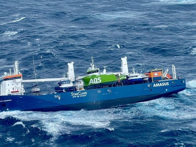 Fears of oil spill in North Sea as Dutch cargo ship evacuated, left adrift off Norwegian coast