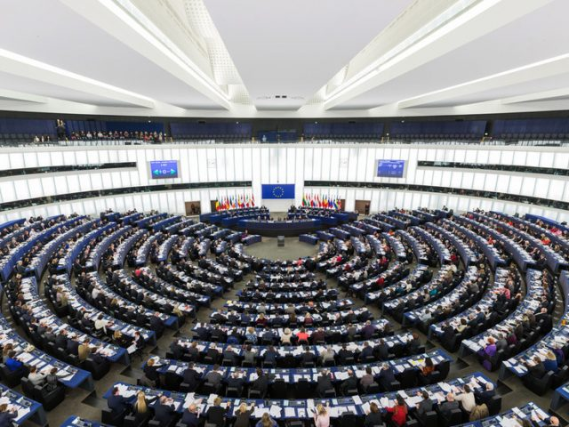 EU Parliament mulls block on Nord Stream 2 gas pipeline & banning Russia from SWIFT system, despite leaders' calls for dialogue