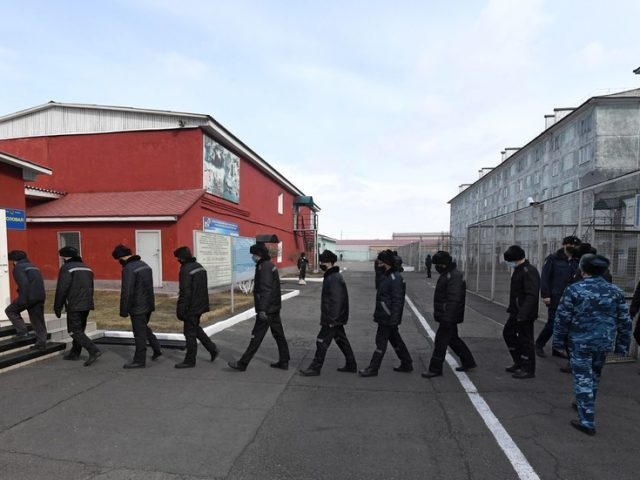 As reforms continue, Russia's prison population drops by 38% in a decade; per-capita incarceration rate now only half that of US