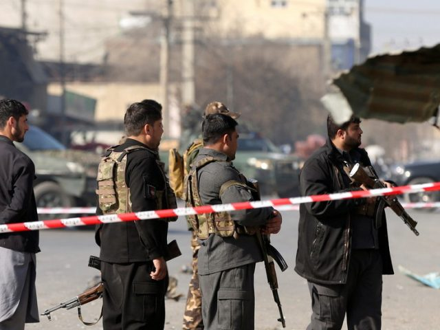 At least 16 children injured as rocket hits government compound in Afghanistan during Koran recital competition