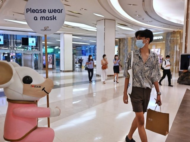 Thailand bans travel from India, imposes lockdown & fines for not wearing masks in Bangkok
