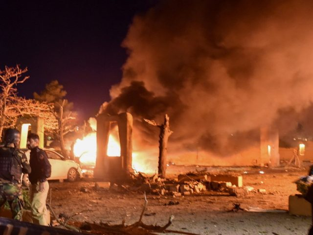 4 killed after car bomb rocks luxury hotel in Pakistan's Balochistan hosting Chinese ambassador