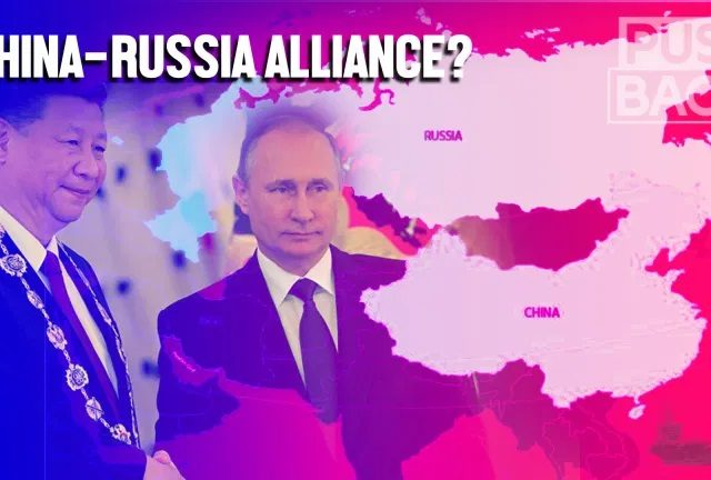 As US continues New Cold War, Russia and China forge new ties
