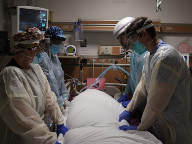 'Critical point of the pandemic': WHO warns Covid cases are 'growing exponentially' globally